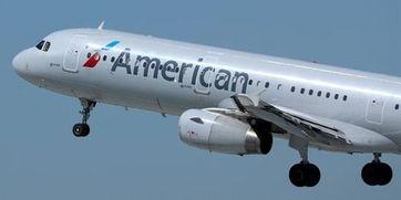 美国航空图自外媒