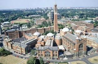 选择英国伯明翰大学的10大理由