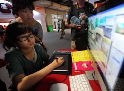 2011中国国际动漫节在杭州开幕 组图