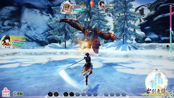 古剑奇谭怎样设置游戏特效?