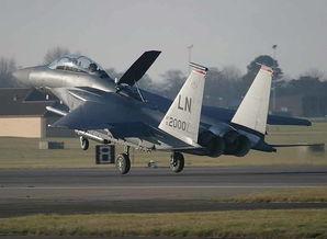 高清大图 美F 15E 攻击鹰 战斗机