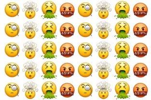Emoji新增69个表情,饺子 精灵都来了,表情包大战又将开始