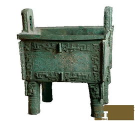中国国家博物馆镇馆之宝二:后母戊鼎|