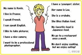 我自我介绍的英文怎么说
