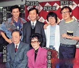 香港演员这些人物关系你都知道吗 原来都是有关系