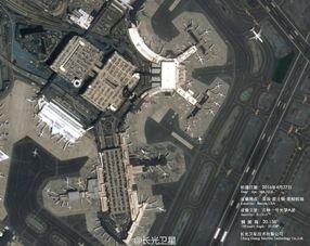 卫星高清拍美军港 美海军基地尽收眼底