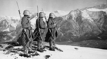 希特勒为什么没有入侵瑞士