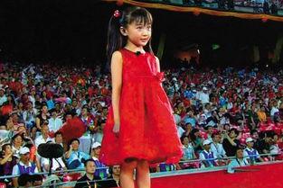 林妙可参加北京奥运会开幕式-昔日历任 谋女郎 盘点
