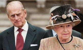 英女王背后的男人:菲利普亲王。