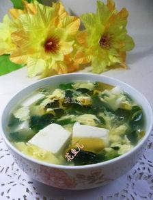 家常鸡蛋豆腐汤的做法大全