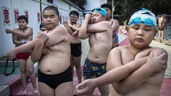 肥胖儿童的暑期减肥生活