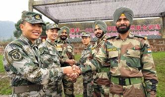 中国军队侵犯印度领土和领空】