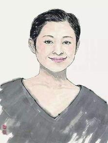 朱军给董卿倪萍杨澜画肖像 画功惊为天人 他太懂女人了