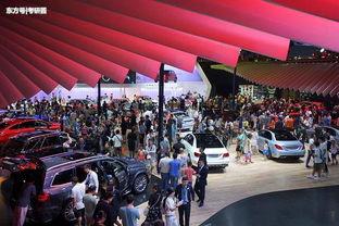 ...勇敢者的舞台 北京赛车展之后看深港澳车展