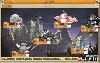 仙境物语世界BOSS海盗之王攻略 海盗之王爆什么装备