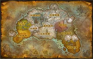 巫妖王之怒 70 80全地图升级攻略专题 网易魔兽世界专区