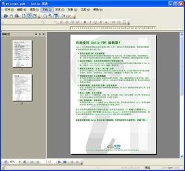 pdf编辑器中文版 pdf编辑器 InfixPro PDF Editor v7.1.9.0 中文版