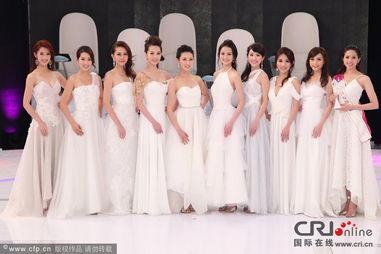 娱乐热图 香港小姐十强诞生 38岁范玮琪怀双胞胎