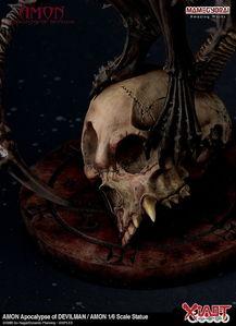 AMON 恶魔人默示录 安蒙 1 6 比例雕像