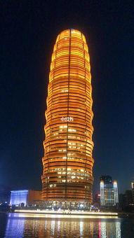 郑州地标建筑物之一大玉米楼