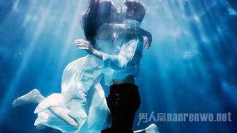 李嘉雯金瀚在水中接吻是怎么回事 李嘉雯金瀚在一起了