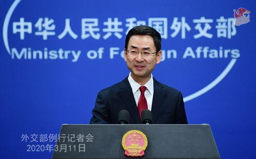 新冠肺炎疫情全球蔓延中国能做啥外交部看这五方面举措