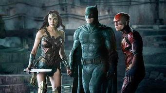 《正义联盟》超人蝙蝠侠神奇女侠等引爆现场