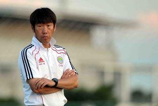中国足协宣布高洪波出任中国男子足球队主教练