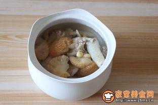猴头菇竹荪的家常做法