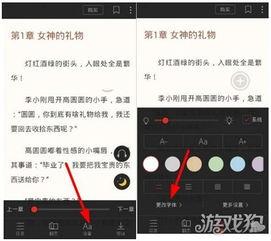 搜狗阅读app如何修改字体以及上传字体教程