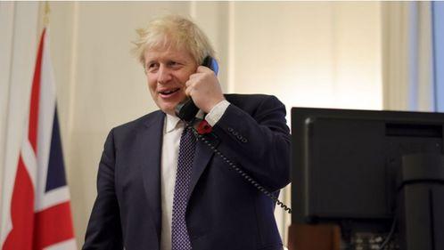 继特鲁多之后约翰逊致电拜登讨论美英亲密关系