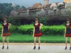 重庆广场舞暖暖的爱
