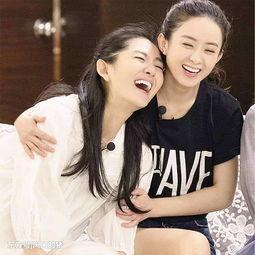 娱乐圈十五对好闺蜜,赵丽颖谢娜,杨幂迪丽热巴,你看好哪一对