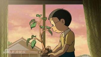 哆啦A梦 大雄与绿巨人传