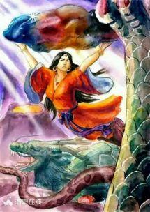 玛瑙的神话传说