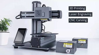 众筹超 200 万美元的 Snapmaker 告诉你,如何将 3D 打印机做成全机械制造平台 STEAM 教育特稿