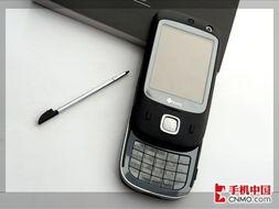 宏达新款手机Touch Dual-滑盖版多普达S1极度精美图片尽收眼底