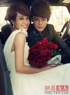 张柏芝舒淇杨千桦婚纱照出炉 看明星新娘造型谁最圣洁