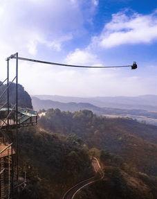 狗熊玩全球九大高空项目奥陶纪景区升级二日游