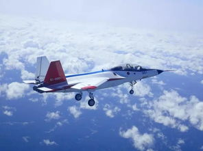 日本X 2隐形战机 想从技术上入手超越中国