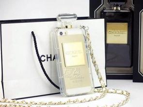 香奈儿香水瓶手机壳,瓶形新美学追寻香奈儿的味道
