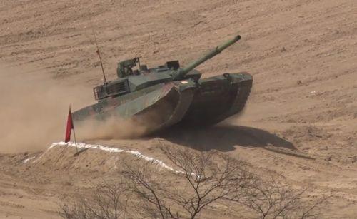 巴基斯坦采购vt-4坦克,正是为了解决印军的坦克威胁.