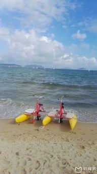亚龙湾仙人掌酒店与阿浪海鲜的度假生活