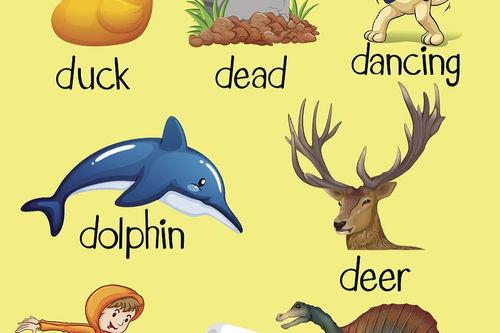 含动物的英语谚语