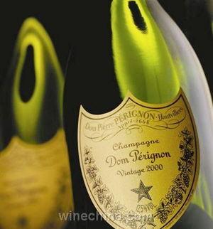 奢侈香槟在中国称王争帝