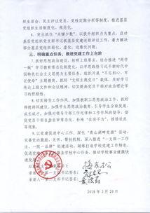 党支部联合建设承诺书
