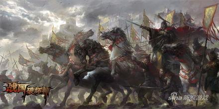 战国破坏神秦始皇组图 或为最终BOSS