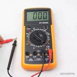 万用表怎么测电路通断(如何用万用表检测线路的通断)