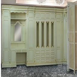 衣柜做柜体定制柜门