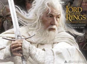 英语有声资料 魔戒四部曲 Lord Of The Rings 附BBC版本